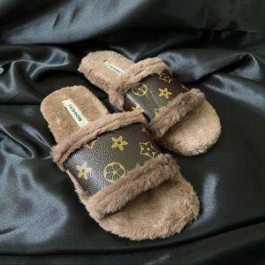 Trendy Designer Inspired Slippers